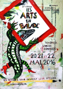Les Arts en Balade